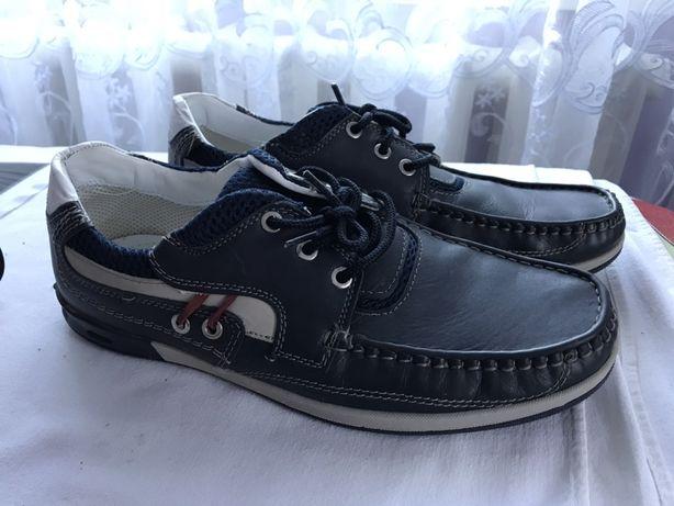 Туфлі для хлопця 41 - 42 розмір