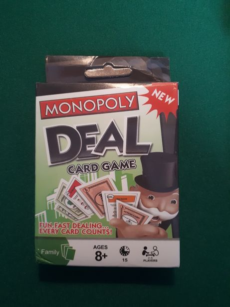 Monopoly Deal Cartas Novo