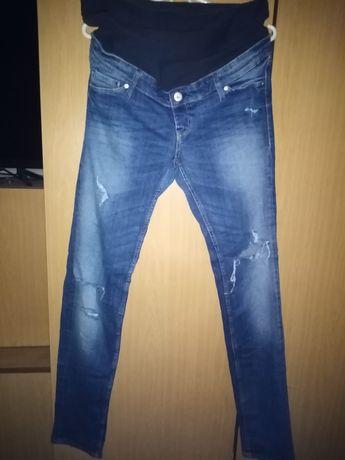 Spodnie ciążowe m/l