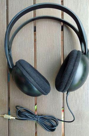 Słuchawki Nauszne Przewodowe Philips SBC-HP195 Czarne