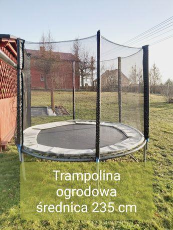 Trampolina ogrodowa 235 cm dla dzieci