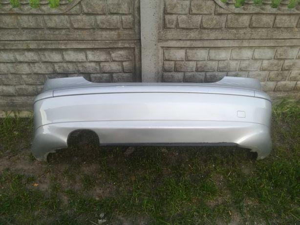 Zderzak Tył Mercedes W203 Coupe + Belka