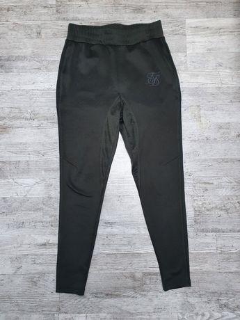 Spodnie dresowe męskie dopasowane siksilk