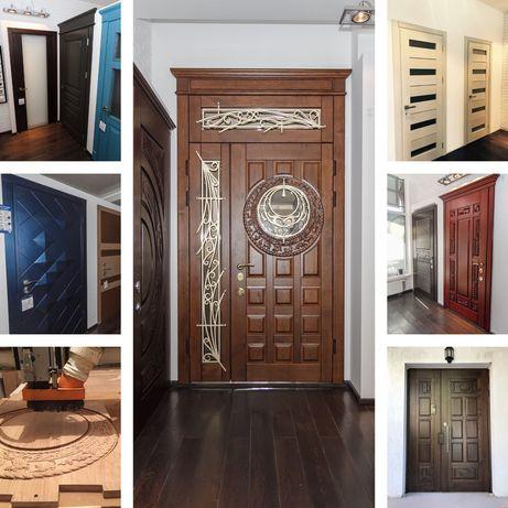 Входные двери и Межкомнатные двери от производителя в Николаеве