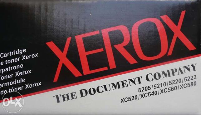 Vendo cartucho original xerox