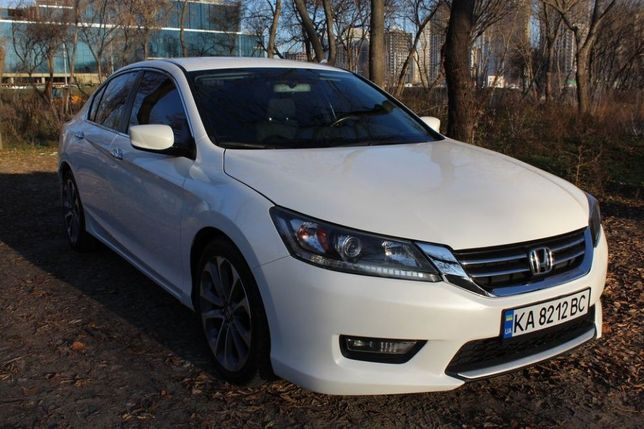 Honda Accord 2015г