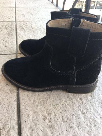 Ботинки H&M замш