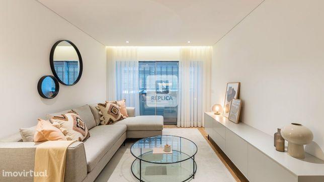 Apartamento T2 Novo - Alameda das Antas - Exclusivo Réplica