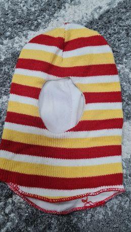 Шапка шлем,тёплая шапка