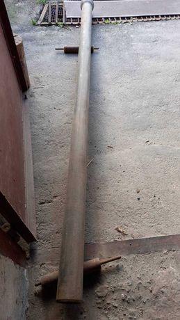 труба чавунна ЧК 100 3 м