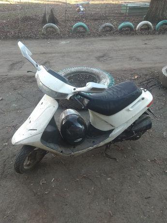 Honda dio 18 обмен