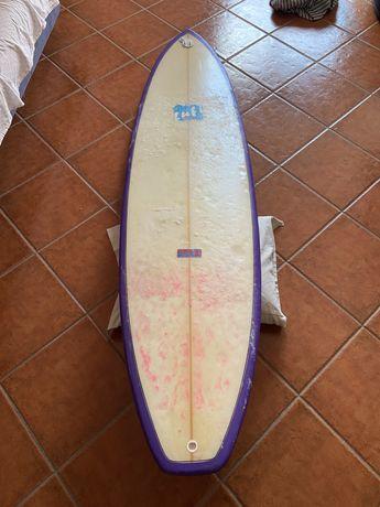 Prancha de Surf 7 + mount gopro + saco viagem
