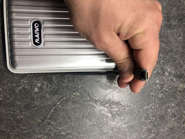 SSD 120 + case type-c