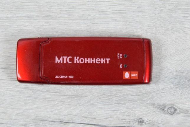 Модем МТС Коннект 3G CDMA-450