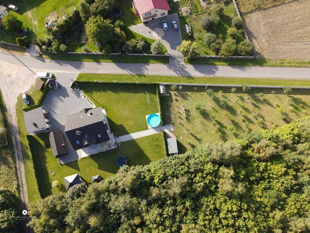 Luksusowy nowoczesny dom 140 m2 okolice ŁASKU
