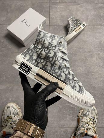 Damskie sneakersy Dior High b23