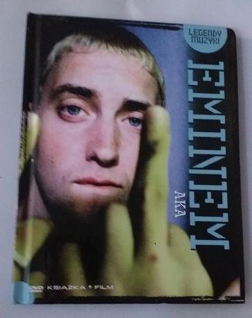 DVD w formie książki Eminem