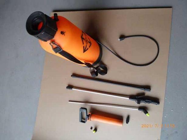 Opryskiwacz ręczny ciśnieniowy plecakowy 12 litr.