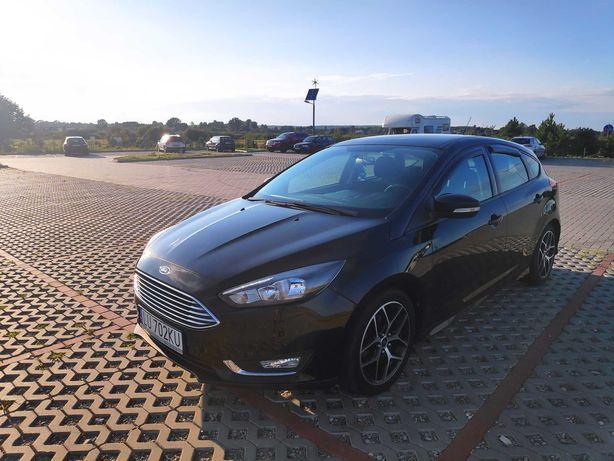 Ford Focus 2.0, 160 KM, 2016 r., 228 tys, automat, zarejestrowany