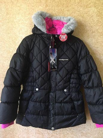 Курточка зимняя Zeroxposur