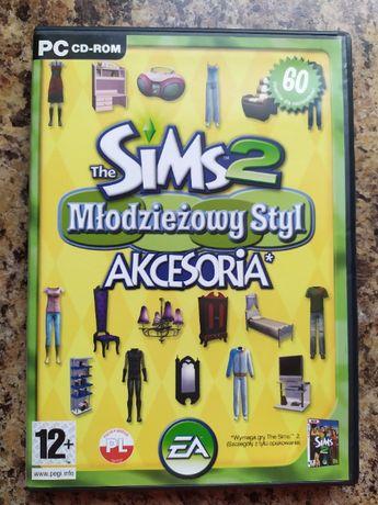 The Sims 2 Młodzieżowy Styl Akcesoria PC