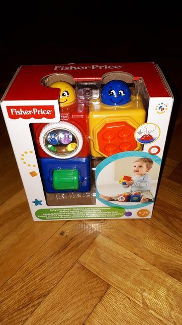 Aktywne klocki Fisher-Price