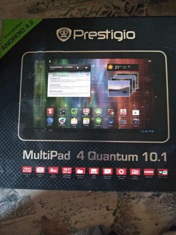 Планшет 3500 руб Prestigio MultiPad 4 Quantum 10.1