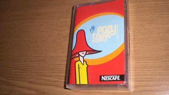 Pozytywne Wibracje - Muzyka Klubowa - Kaseta Magnetofonowa Z 2001 Roku