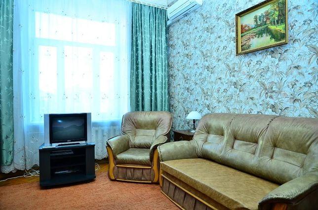 Сдам однокомнатную квартиру в центре Киева