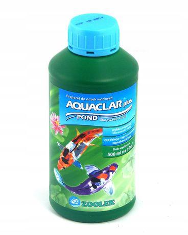 Zoolek Aquaclare plus pond krystalicznie czysta woda