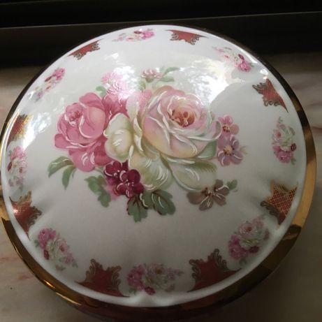 Guarda jóias porcelana JSB