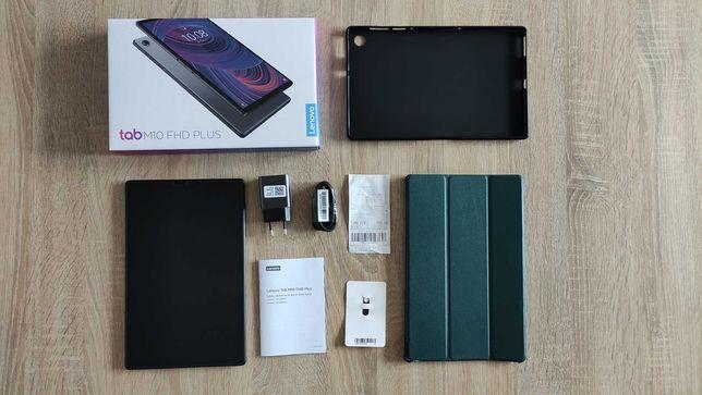 Tablet LENOVO Tab M10 Plus 4/64 GB LTE Wi-Fi -stan idealny + gwarancja