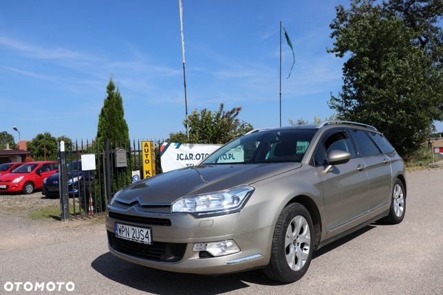 Citroën C5 stan b.dobry okazja.auto z gwaracją