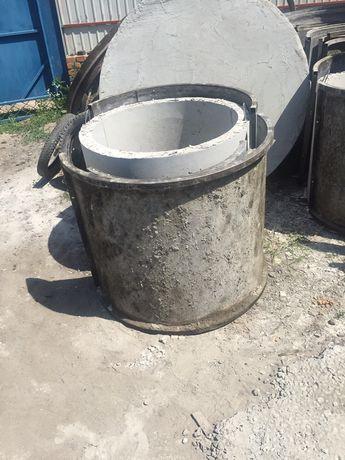 Продам формы для изготовления жб колец