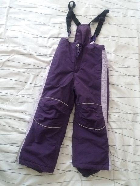 Spodnie zimowe 104