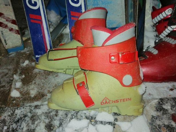 Buty dziecięce do nart zjazdowych