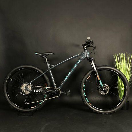 Велосипед Haro double peak comp 2020,trail,mtb,fsa,deore