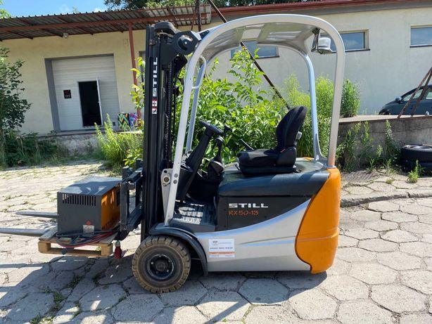Wózek widłowy Still RX50-13