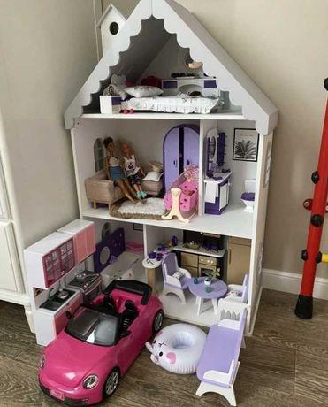 Продам кукольный дом для барби