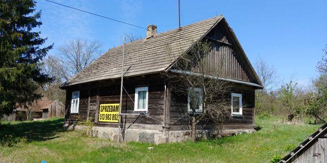 Bondary, Zalew Siemianówka, dom z budynkami gosp., działka 9282m2