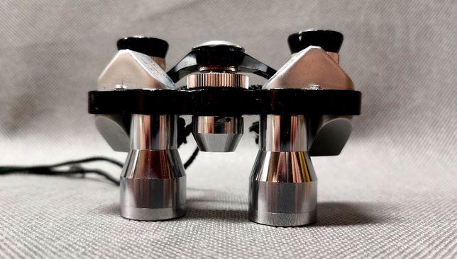 Mini Lornetka Binoculars SUI 7x18 antireflex triple tested Vintage
