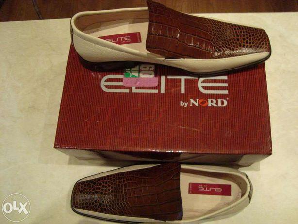 Італійські модельні шкіряні туфлі