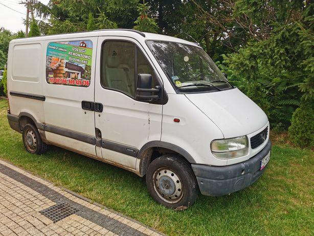 Opel Movano 1.9 dostawczak