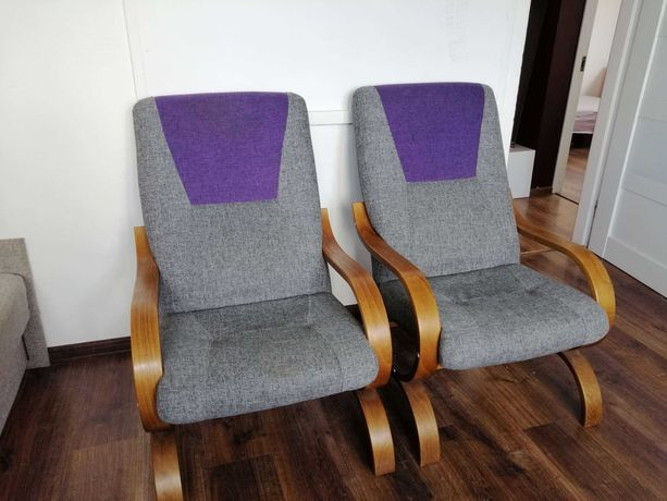 Sprzedam dwa fotele