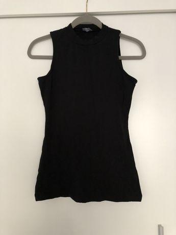 Top bluzka damska półgolf XS-S
