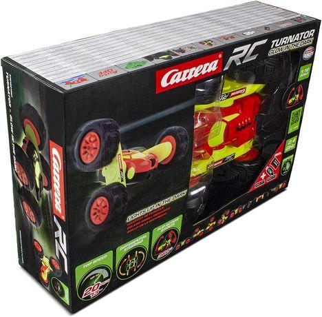 Autko - Carrera RC Turnator - Glow in the Dark RC Einsteige