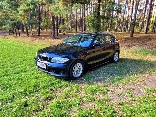BMW e87 serii I 2004r. benzyna 1.6 16v z małym przebiegiem 160tys.