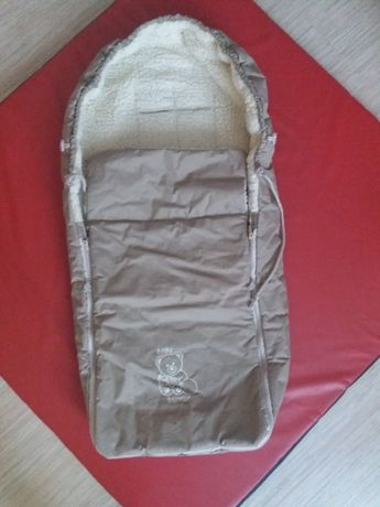 Чехол комбенизон карман в коляску