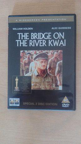 Most na rzece Kwai dvd