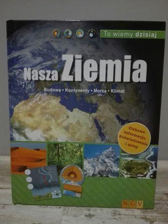 Książka Nasza Ziemia